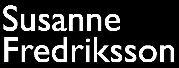 Susanne Fredriksson logo