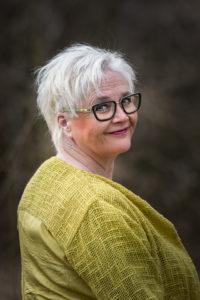 Susanne Fredriksson Porträtt
